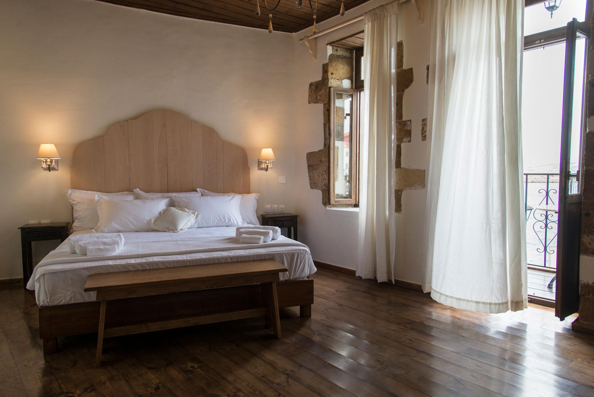 Captain Vasilis Traditional Hotel Chania